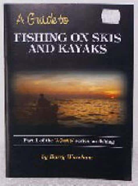 Kayak Fishing South Africa Book