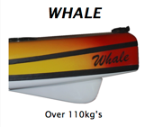 Whale, Large, Wavemaster, Kayak,