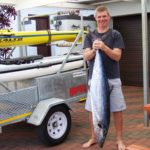 Couta (King Mackerel) Durban BFS South Africa
