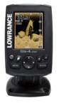 Lowrance, Elite 4 HDI, Fish Finder, Sonar,