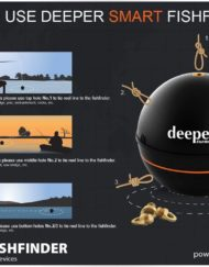 Deeper, Smart, Fish Finder, fishfinder, South Africa,