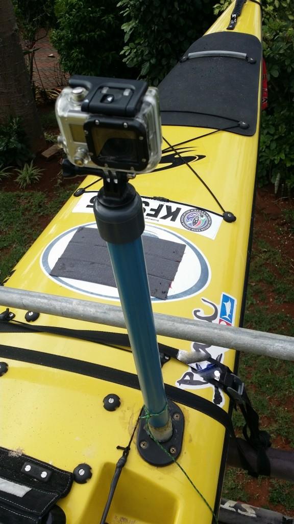 Plastic Fantastic GoPro Mounting 6