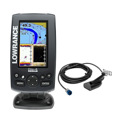 Lowrance Elite-4-chirp-with-83200-hdi-transducer