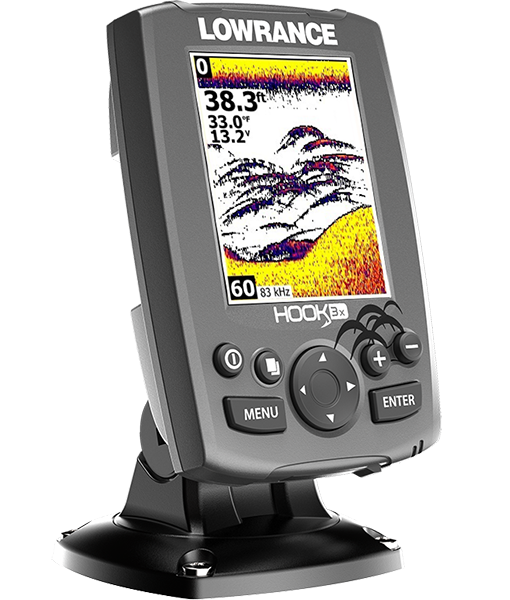 Lowrance® HOOK-3x Fish Finder
