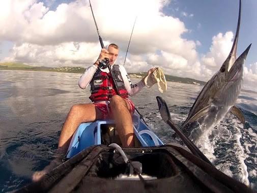 Jasper, Jasper Pons, Sailfish, Sail Fish. South Africa, Durban,