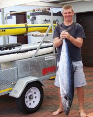 Couta (King Mackerel) Durban BFS South Africa