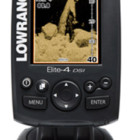 Lowrance, Elite 4 HDI, Fish Finder, Sonar,
