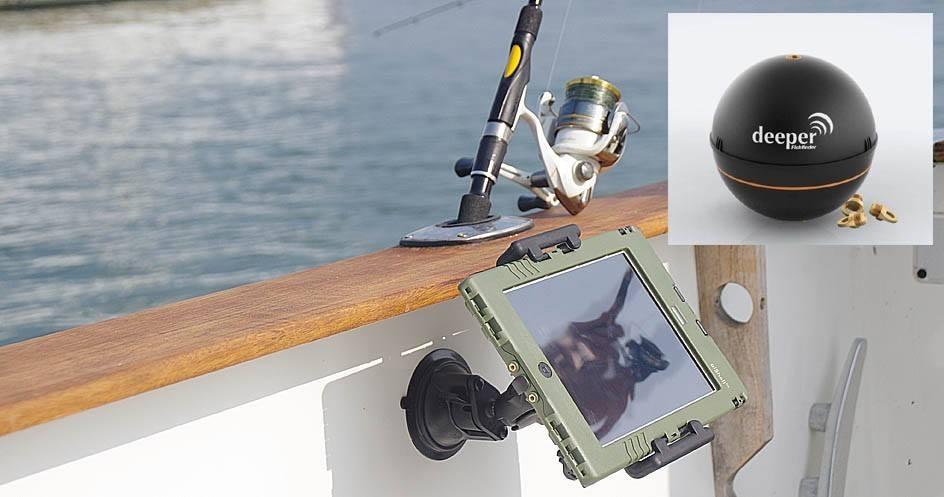 Deeper, Smart, Fishfiner, Fish Finder, South Africa,
