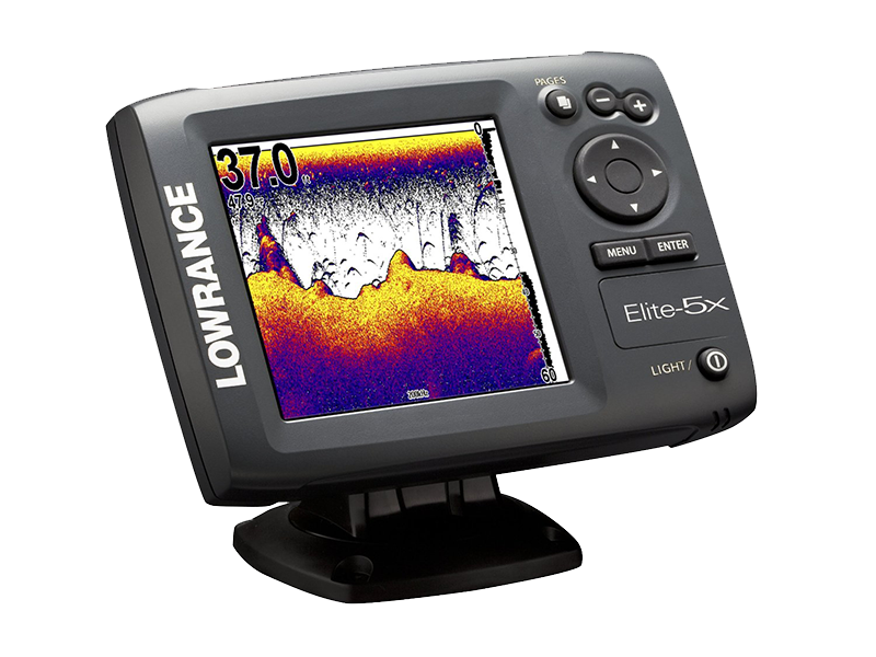 Lowrance. Elite 5x, South Africa,