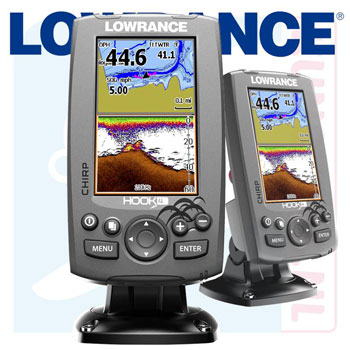 Lowrance Hook 4 South Africa Kayak Jetski