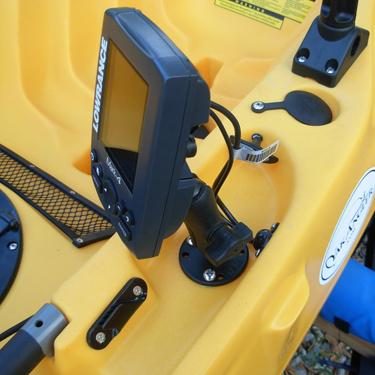 RAM Kayak Fitting