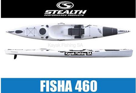 Stealth Fisha 460