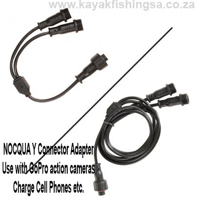 Nocqua Y Connector