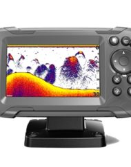 Lowrance HOOK² 4x front Fish Finder