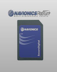 Navionics Map Cards