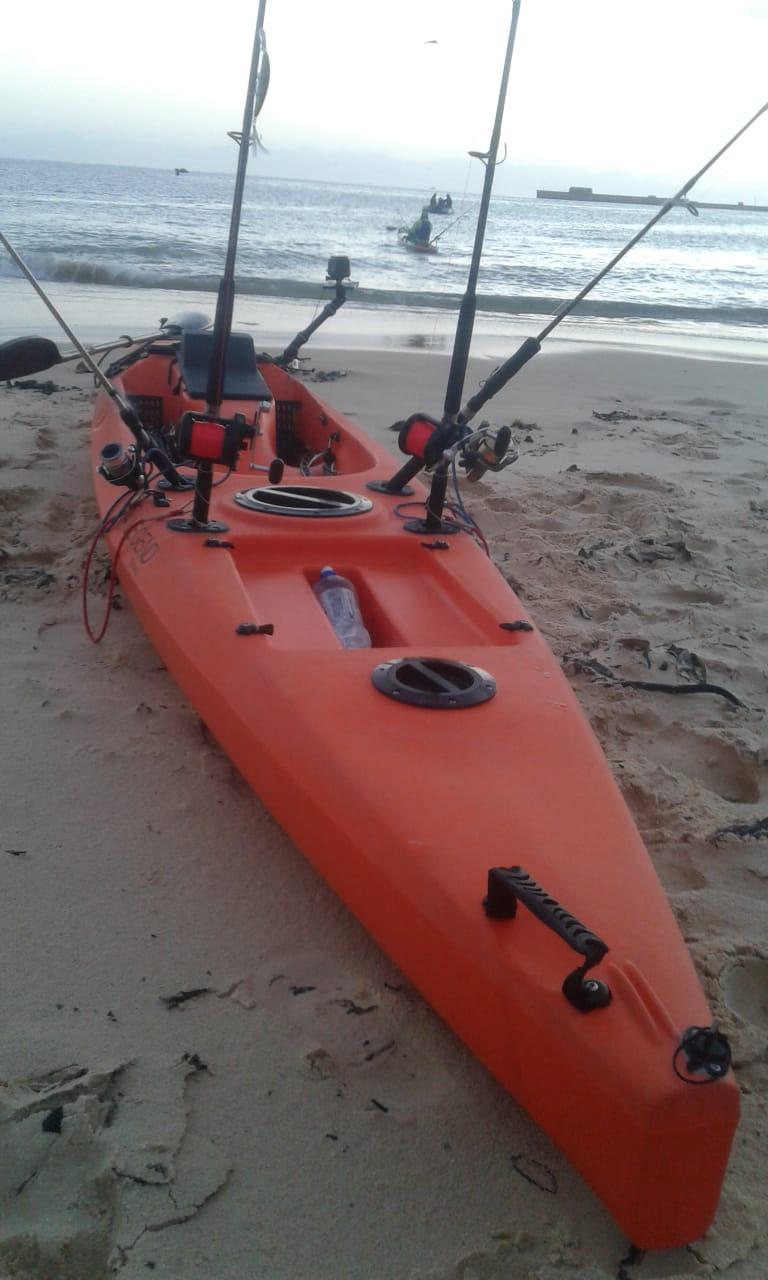 Legend Trident Fishing Kayak
